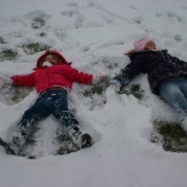 na-snegu